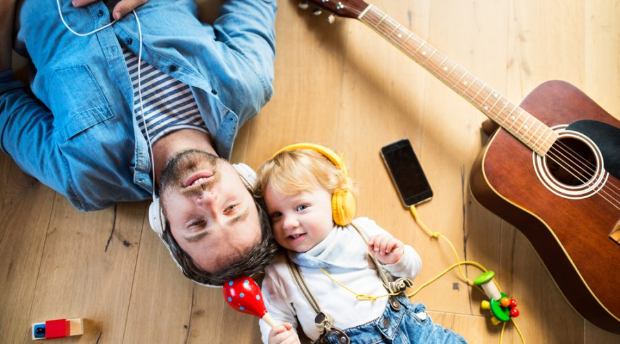 An Easy Way to Expose Your Child to a Variety of Music